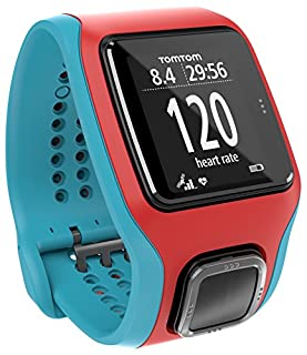 TomTom Montre GPS Runner Cardio Rouge/Turquoise (1RA0.001.04) (B00VUUXGQY) | Amazon price tracker / tracking, Amazon price history charts, Amazon price watches, Amazon price drop alerts