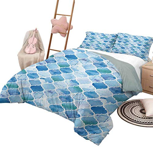Bettwäsche-Set mit Bettwäsche marokkanische Tagesdecken