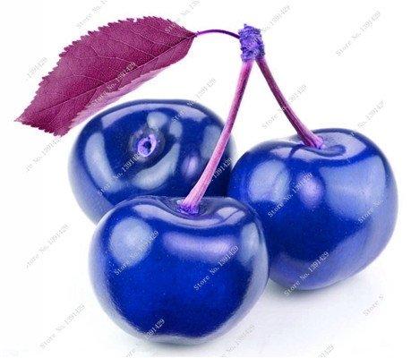 Coloré cerise semences Bonsai extérieur des plantes rares sucré non-OGM Big Fruit Cerise Haute Germination meilleur cadeau pour enfant 30 Pcs 2