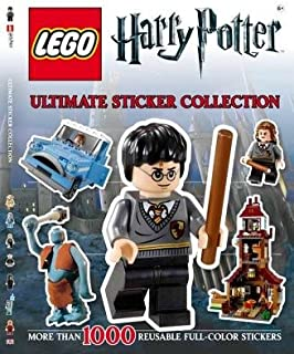 Lego Harry Potter Ultimate Sticker Collection[STICKER BK-LEGO HARRY POTTER U][Paperback]