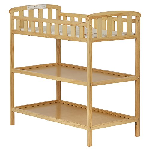Dream On Me Emily Changing Table, Natural