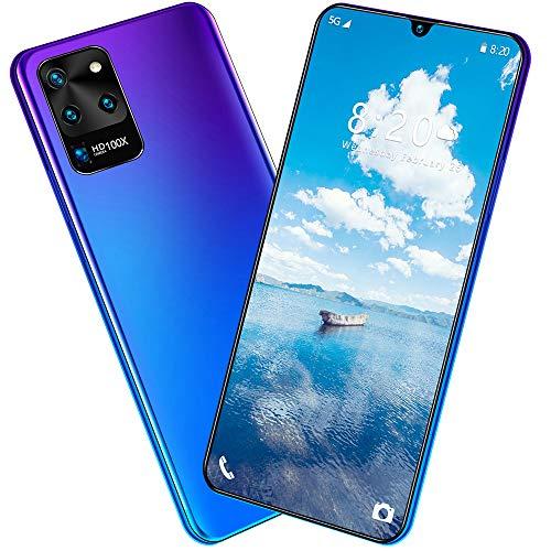 smart phone Teléfono Celular 4G, S20U 6.3 Pulgadas Android Teléfono Inteligente Desbloqueado...