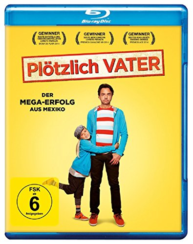 Plötzlich Vater (Instructions not included) [Blu-ray]