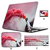 """Laptop Cover Colorful Cosmetics Makeup MacBook Air Case A1466 Hard Shell Mac Air 11""""/13"""" Pro 13""""/15""""/16"""" with Notebook Sleeve Bag for MacBook 2008-2020 Version"""