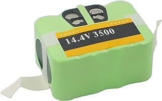 Monland 14.4V 3500Mah SC Batería De Robot Barredora Ni-Mh para Aspiradoras Kv8 / Xr210 Series/Fmart R-770 Fm-018 Fm-058 / ...