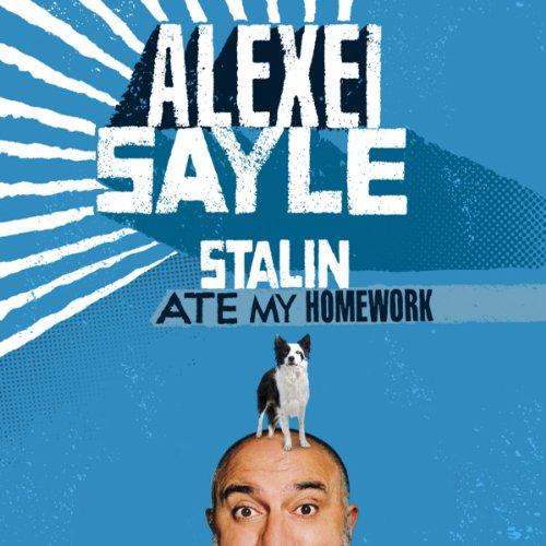 Stalin Ate My Homework audiobook cover art