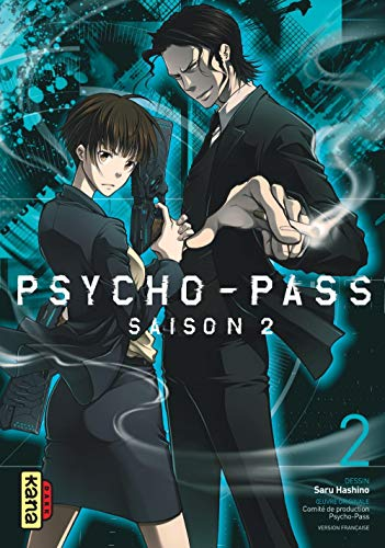 Psycho-Pass Saison 2 - Tome 2 (PSYCHO-PASS CYCLE 2 (2))
