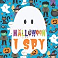 Halloween I Spy: Fun Interactive Guessing Game Book for Young Kids to Celebrate Halloween this Fall Season (Picture Riddle Books for Toddlers Kindergarteners and Young Children)