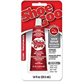 Best Shoe Glues - Shoe GOO 110231 Adhesive, 1 fl oz, Clear Review