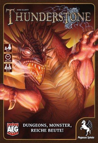 Pegasus Spiele 51039G - Thunderstone Advance Starterset