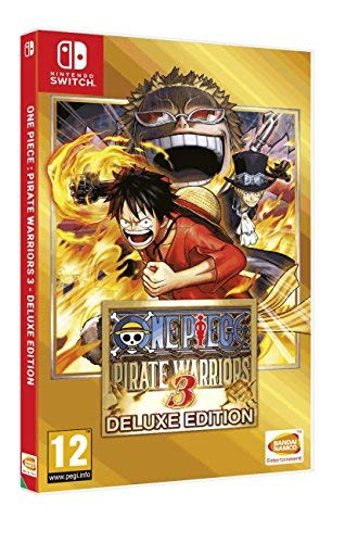 Bandai Namco Entertainment One Piece: Pirate Warriors 3 Deluxe Edition Special Nintendo Switch & Electronic Arts FIFA 19 Nintendo Switch
