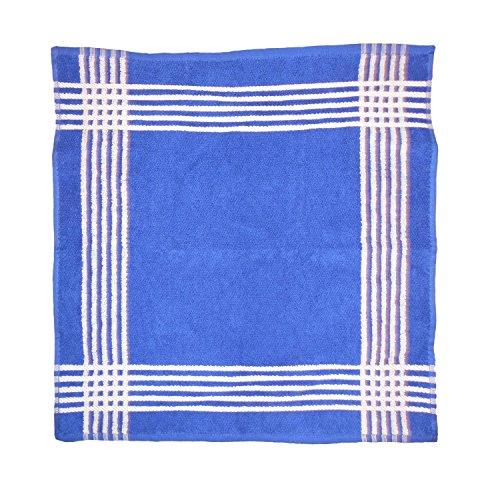 Ross Küchenhandtuch Zwirn Frottier 50x50 cm in blau