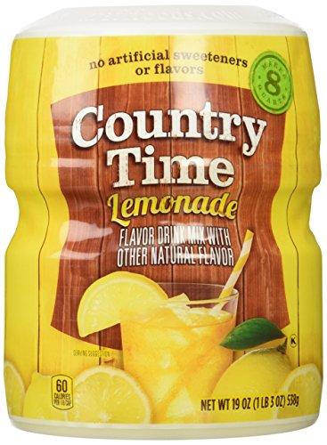 Country Time Lemonade 538g