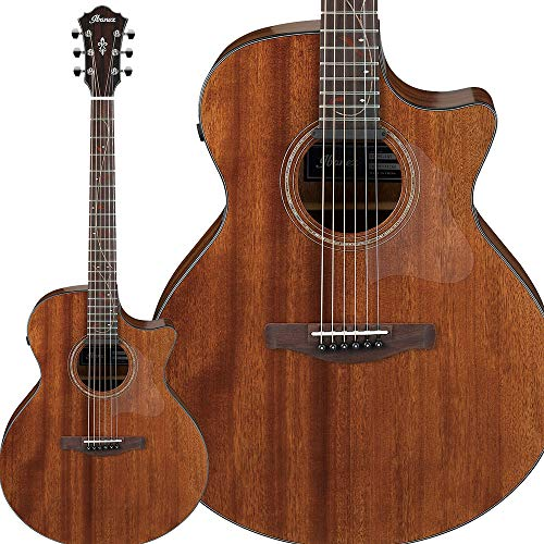 Ibanez AE295 Acoustic-Electric Guitar - Natural Low Gloss