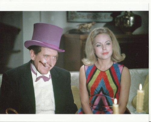 Batman Burgess Meredith as The Penguin Plotting with Villian 8 x 10 Photo