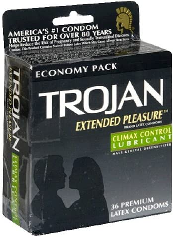 Review pleasure trojan extended condoms The 10