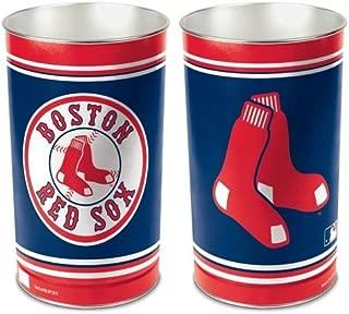 Boston Red Sox 15'' Waste Basket