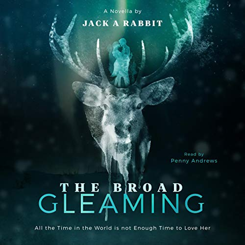 The Broad Gleaming audiobook cover art
