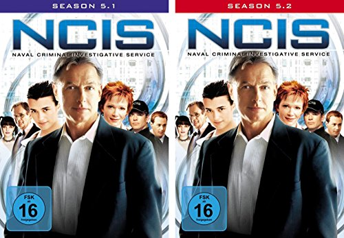 Navy CIS - Season 5 (5 DVDs)