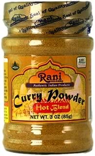 homemade madras curry powder