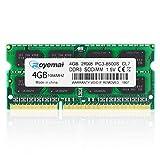 PC3-8500 4GB DDR3 1066MHz Unbuffered Non-ECC 1.5V CL7 2Rx8 Dual Rank 204 Pin SODIMM Portatil Memoria Principal Module Upgrade