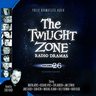 The Twilight Zone Radio Dramas, Volume 26 cover art