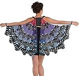 amscan 847410-55 Disfraz de mariposa monarca para niños, 1 unidad