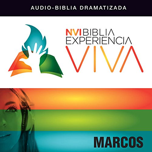Experiencia Viva: Marcos [Mark: The Bible Experience] audiobook cover art