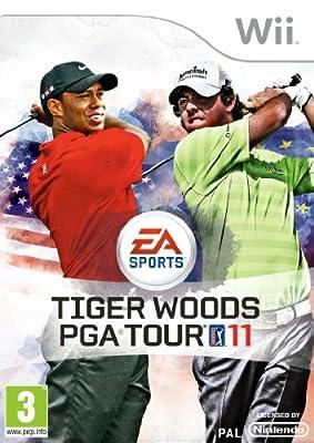 Tiger Woods PGA Tour 11 (Wii)