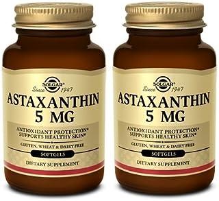 Astaxanthin 4mg 60 SG 2-Pack