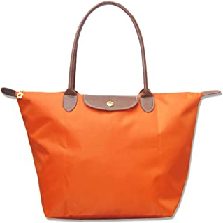 c9fa7987cf BEKILOLE Women s Stylish Waterproof Tote Bag Nylon Travel Shoulder Beach  Bags