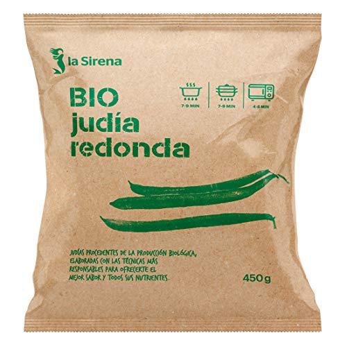 La Sirena - Judia Redonda Bio - 450 g