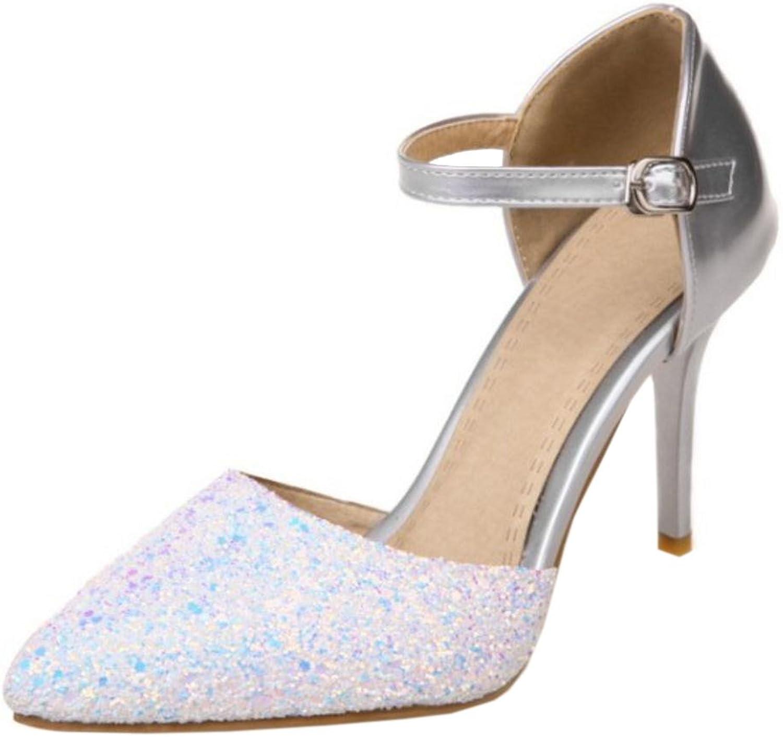 Cular Acci Women D'Orsay Sandals shoes Stiletto