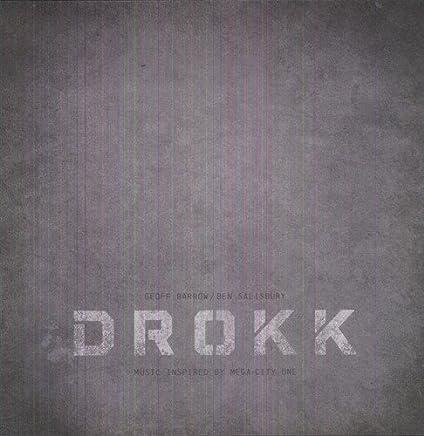 Geoff Barrow - Drokk Music Inspired By Mega (2019) LEAK ALBUM