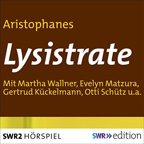 Lysistrate audiobook cover art