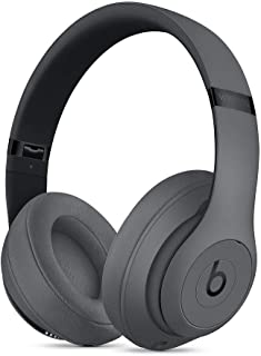 Beats Studio 3 Wireless Over-Ear Headphones - Gray