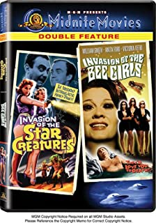 Invasion of the Star Creatures / Invasion of the Bee Girls