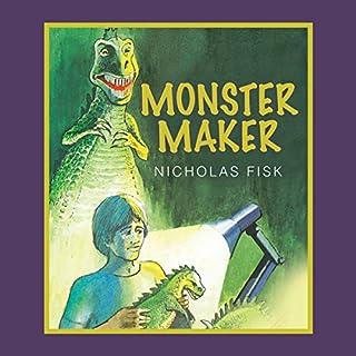 Monster Maker copertina