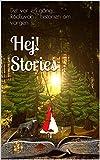 Hej! Stories: Det var en gång…  Rödluvan - historien om vargen (English Edition)