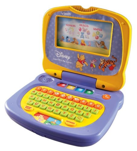 VTech - Winnie The Pooh - Pooh's Picture Computer