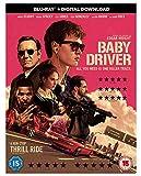 Baby Driver [Region Free] [Reino Unido] [Blu-ray]