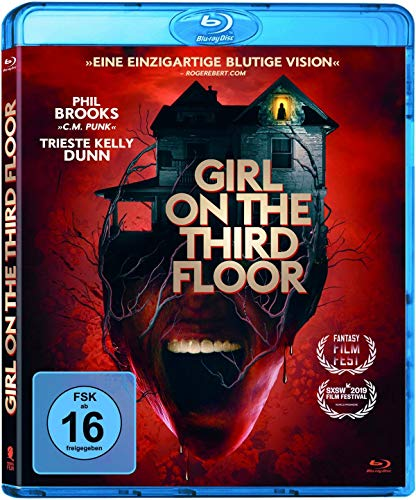 Girl on the Third Floor [Blu-ray]