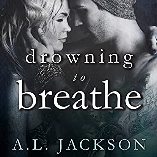 Drowning to Breathe audiobook cover art