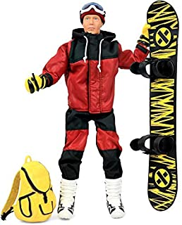 Click N' Play Sports and Adventure Snowboarding 12