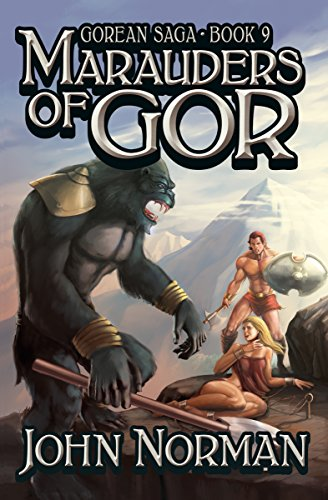 Marauders of Gor (Gorean Saga Book 9) by [John Norman]