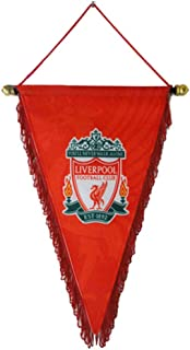 ZQfans Liverpool Indoor and Outdoor Flags Bar/Club/Bedroom Decoration Hanging Pennant