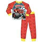 Blaze and the Monster Machines - Pijama para Niños - Blaze y Los Monster Machines - 2-3 Años
