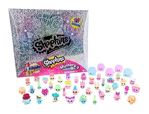 Shopkins Mystery Edition 3.0 Silver Box Set (Limited Edition)