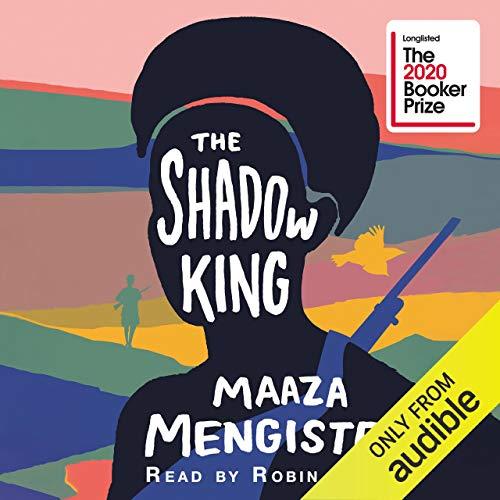 『The Shadow King』のカバーアート