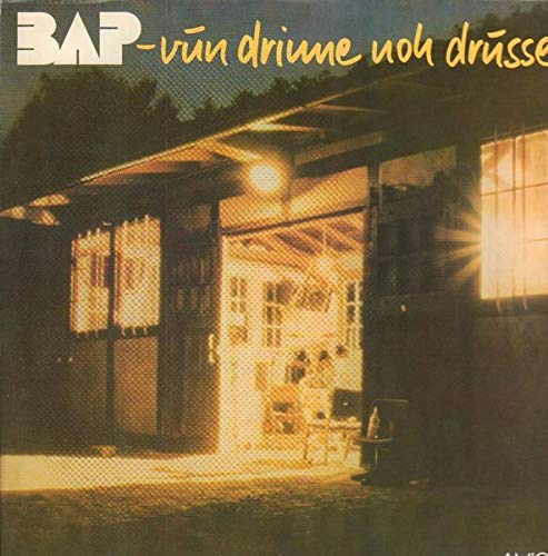 Vun drinne noh drusse (AMIGA) / Vinyl record [Vinyl-LP]